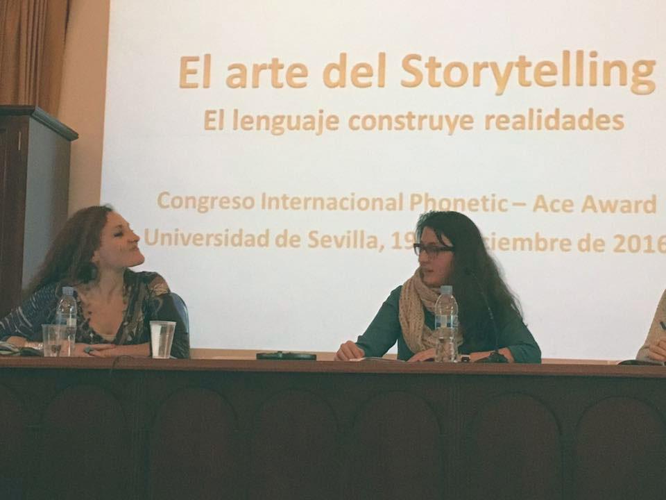 Nuria Sierra Biografía conferencias Storytelling